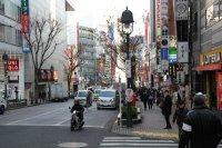 Tokyo, Japan, December 2012
