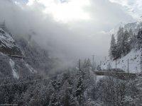Switzerland (Zurich, Zermatt), NY holidays 2007-8