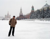 Moscow, winter 2005-6
